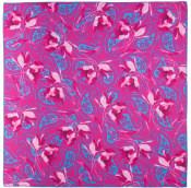 Paisley Floral Knot Wrap Asia