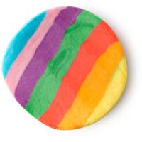 Knetseife in 7 Farben des Regenbogens