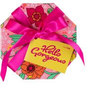 hello gorgeous caja de regalo de color rosa