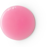 snow fairy gel de ducha de navidad de color rosa como el algodon de azucar