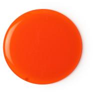 Karma gel de ducha exclusivo de color naranja