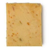 Sexy Peel scrubbende zeep met schilletjes van citroen, limoen en sinaasappel voor een vettere huid