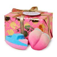 peach and love cadeau saint valentin lush