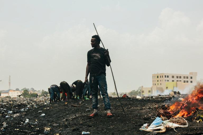 e-waste agbogbloshie ghana
