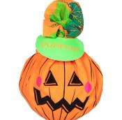Lush Halloween Pumpkin Gift Set on White Background
