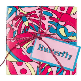 Butterfly Regalo Lush