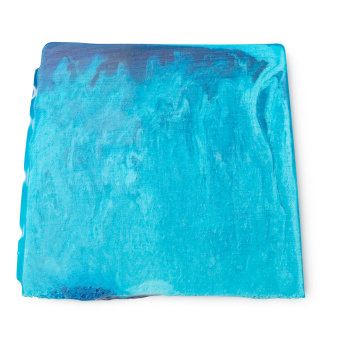 A block of the blue Outback Mate Soap