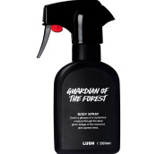 guardian of the forest spray corporal en envase negro