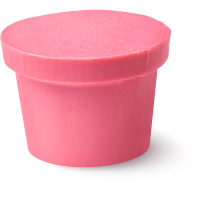a pink naked body conditioner