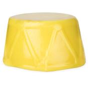 Drummers drumming é uma das gelatinas de duche de natal de cor amarela e aroma cítrico