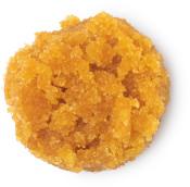 pumpkin spice exfoliante para los labios de color naranja calabaza halloween 2019
