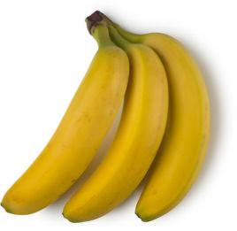 バナナ果実
