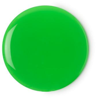 Grünes Duschgel