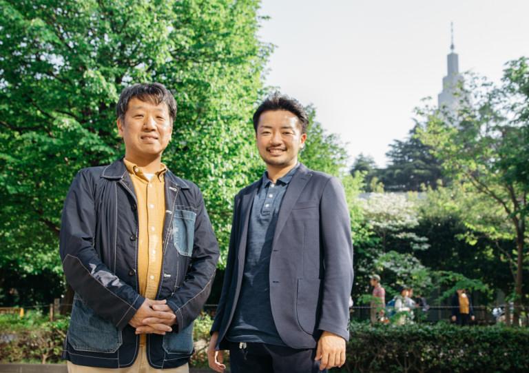 特定非営利活動法人東京レインボープライド共同代表の山縣真矢さんと杉山文野さん。東京レインボープライド2018のスタートを前に、LGBTが注目される今だからこそ考えたい、誰にとっても暮らしやすい社会に必要なことは何か、お話を伺いました。
