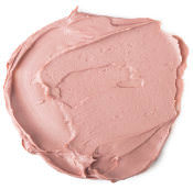 Rosy Cheeks mascarilla facial fresca de color rosa