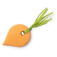 Carrot Oil - Olio da doccia nudo in edizione limitata di Pasqua | Con olio di semi di carota, burro di cacao e di karitè e estratto di carota fresca.