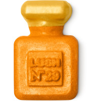 a orange perfume naked bubble bar