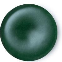 lord of misrule perfume sólido de color verde en envase redondo