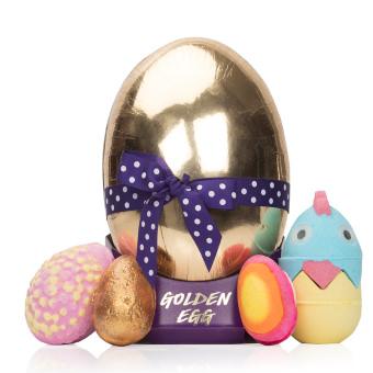 paket golden egg