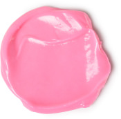 snow fairy acondicionador corporal de navidad de color rosa de algodon de azucar