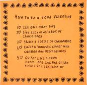 good valentine knot wrap