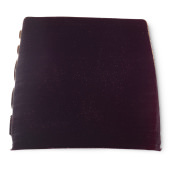 A block of the purple Goddess soap