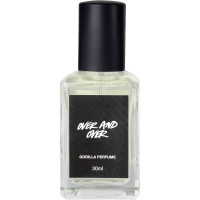 over and over lush labs perfume