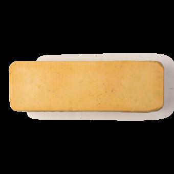 Forma di sapone fatto a mano di colore giallo