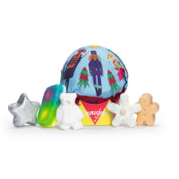 Snow Globe - Cadeau de Noel Lush