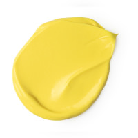 yuzu and cocoa nueva crema corporal de color amarillo con deliciosa olor a vainlla