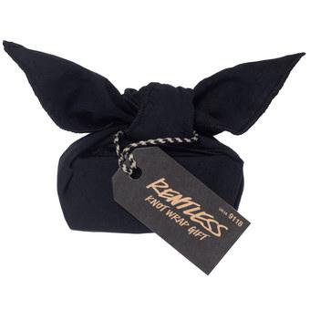 rentless perfume knot wrap gift