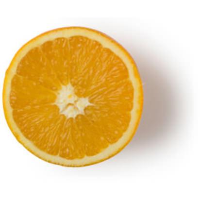 Sumo fresco laranja