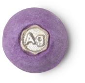 hi ho silver bomba de baño de color púrpura y plateado