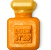 a orange perfume naked bubble bar