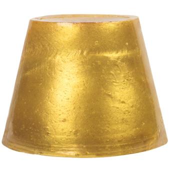 Goldenes, schwabbeliges Duschjelly Golden Pear