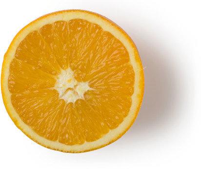 オレンジ果汁