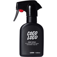 coco loco body spray bottle