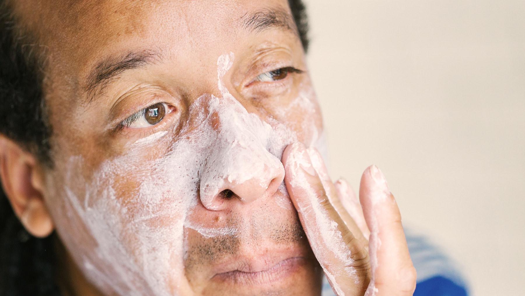 Fomo jelly face mask