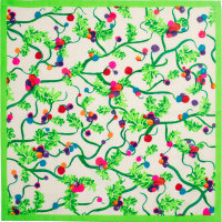 neon-leaves-&-berries-knot-wrap