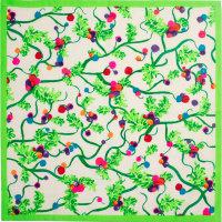neon-leaves-&-berries-knot-wrap