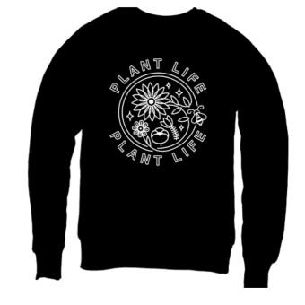 plant life sweater
