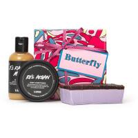 web butterfly pr gift