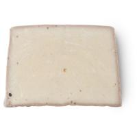 Un pezzo rettangolare bianco del sapone Drop of Hope