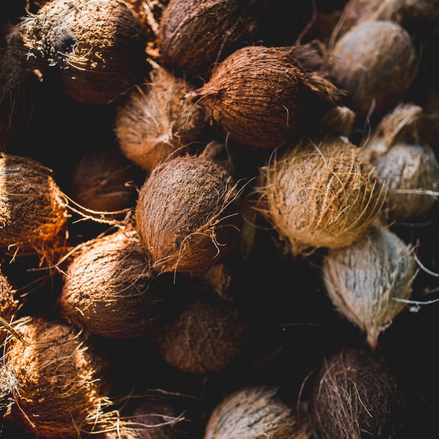 Indonesia: Aceite de coco