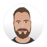 Oliver Hall Face Sticker