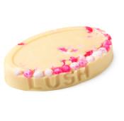 oval shaped patterned massage bar