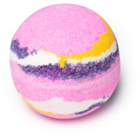 marshmallow world community bath bomb