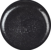 A circle of the Black Plaque Sabbath Toothpaste Jelly