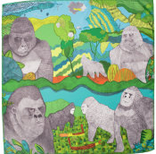 Gorillas | Knot Wrap