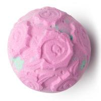 Giant Rose Bombshell Mega Bomba da Bagno